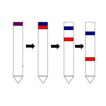 High Pressure Liquid Chromatography Using Carbon Coated Silica