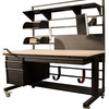 Modular Desk and Workstation Design