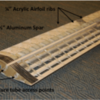airfoil fabrication by nanoGrip for testing