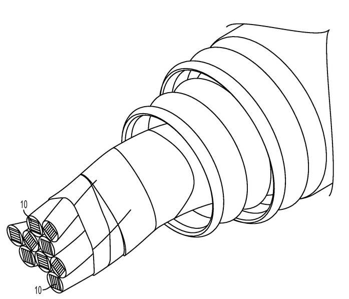 Cabling Method of HTS Flat Tape Superconducting Wires