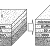 Integrated BST microwave tunable devices fabricated on SOI substrate