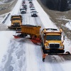 Snowplow Accidents are usually Rear End Collisions