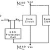 Schematic for complete ESD setup of this invention