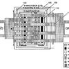 Top-view of the layout design for uniform distribution of the ESD current in the device