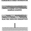 Illustrates E-IDEA based electrophoretic analysis of DNA mixture on a nanostructured transducer
