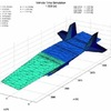 HSV roll maneuvering stability analysis simulation video